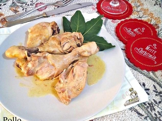 Pollo all'indiana ricetta semplice