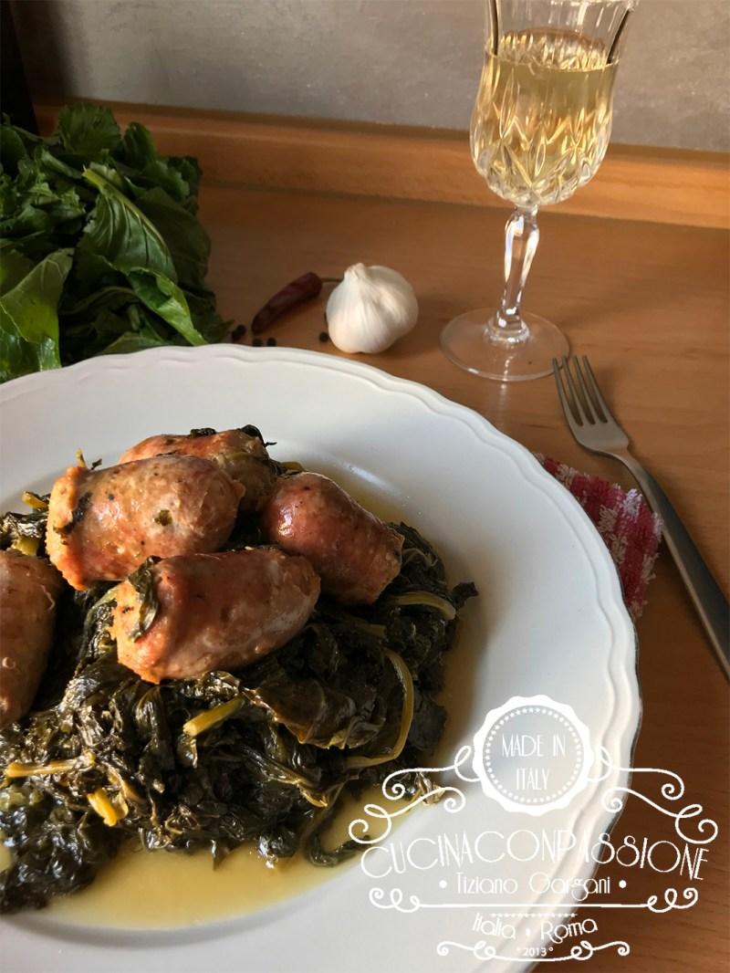 broccoletti e salsicce Broccoletti e salsicce Broccoletti e salsicce