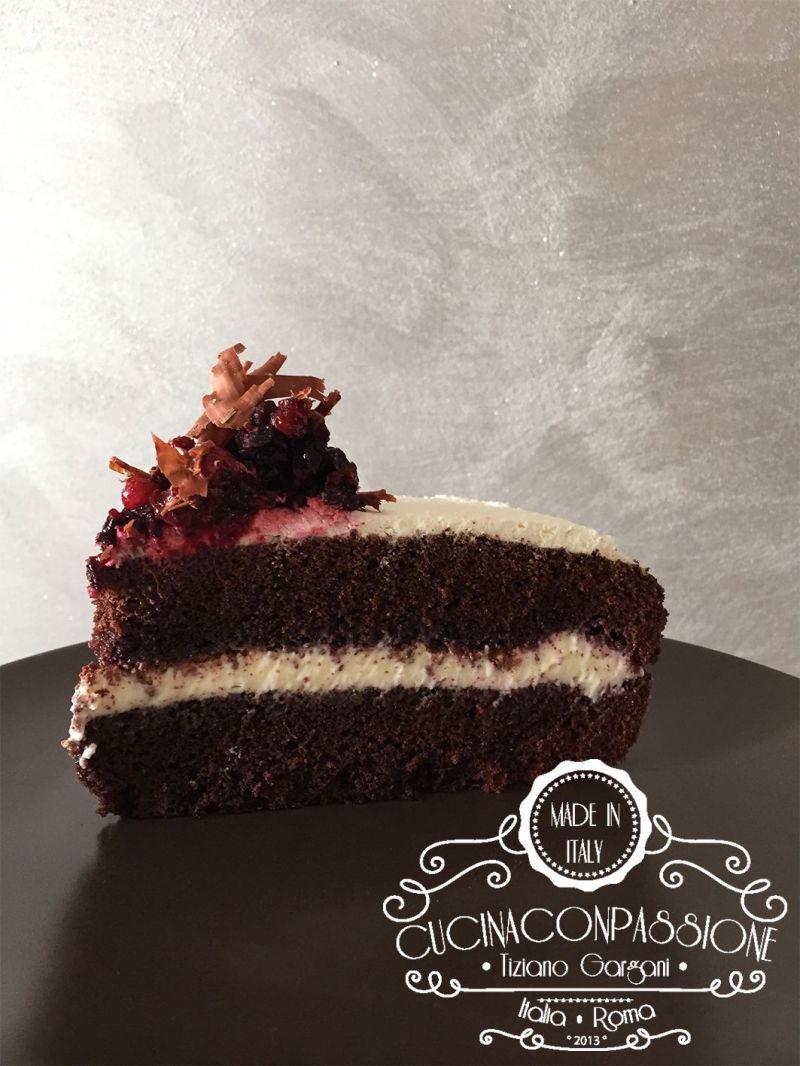 torta del bosco Torta del bosco Torta del bosco