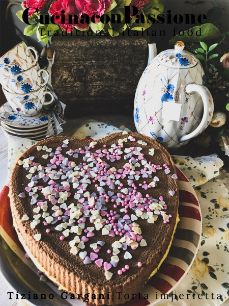 torta imperfetta Torta imperfetta Torta imperfetta