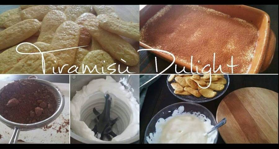 #tiramisu #dulight #sweet #sweetfood #lightfood #lowfat #lowcarb #dukan #dukanstyle #diet #creamy #cacao #pavesini #cocoa #coffee #youtube #videoricette #followus #cucinadulight