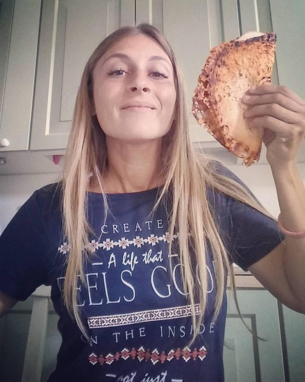 #piadina #quark #paprika #curcuma #lunch #newlife #healthy #lightfood #quartafase #dukan #diet #dukanstyle #food #feelgood #insideout #summercooking #cucinaproteica #cucinadulight