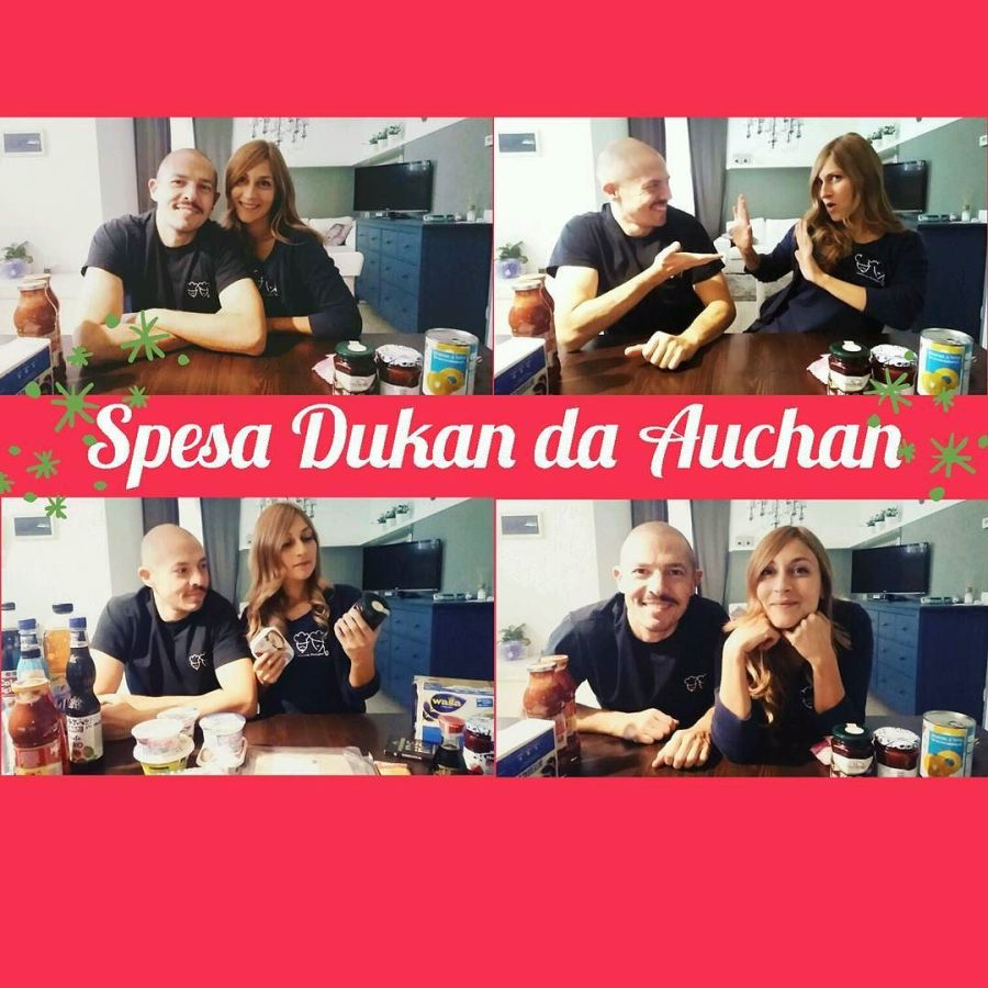 Spesa Dukan da Auchan..nuovo video sul Canale YouTube di Cucina Dulight!! #shopping #spesa #dukan #auchan @auchan_france #diet #lightfood #proteinfood #review #youtube #youtubechannel #cucinadulight #cheflife #struzzo #gemellidiversi