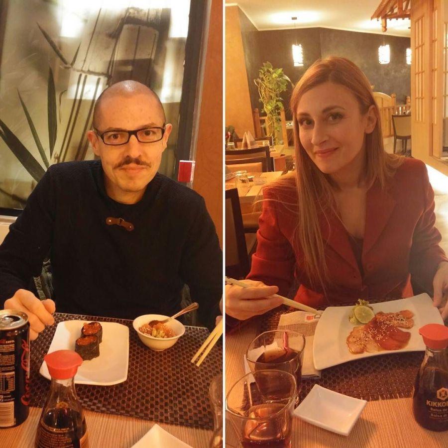 #sushi #tokio #giapponese #cena #love #food #lightfood #bergamo #dieta #dukan #quartafase #jessyecri #cucinaproteica #cucinadulight #sashimi #maki #japan