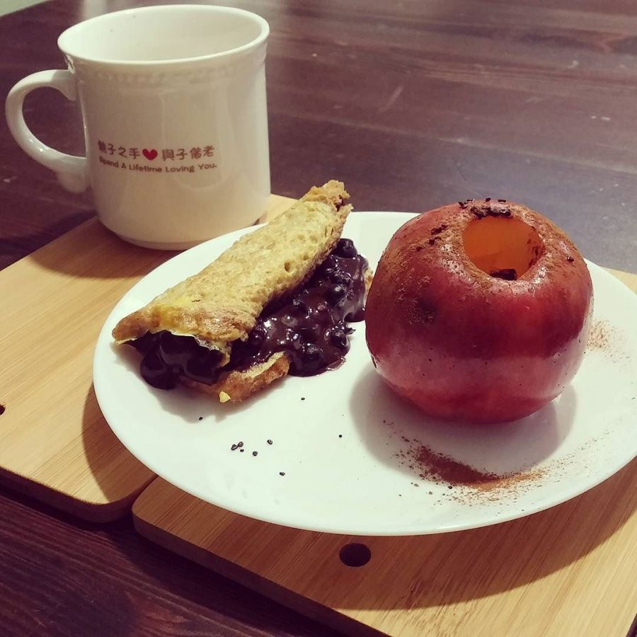 Oggi dorayaky roll! Trovate la video ricetta sul canale youtube di Cucina Dulight! #goodmorning #breakfast #dorayaki #roll #videoricette #youtubechannel #apple #festivaldelloriente #caffe #latte #colazione #dukan #diet #quartafase #chef #cheflife #cucinaproteica #cucinadulight