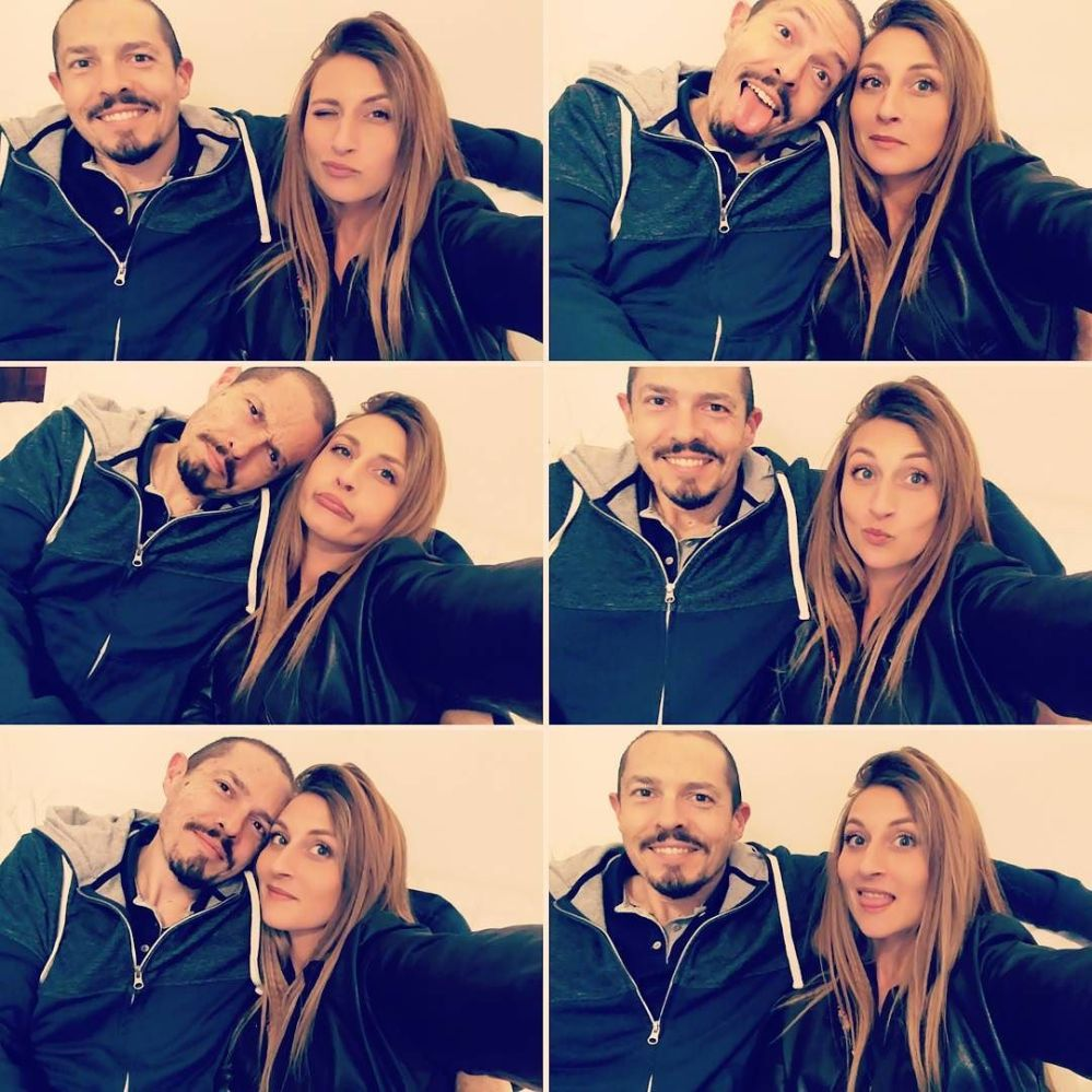 Per oggi basta cucinare!😁 #jessyecri #selfie #couple #love #cucinareindue #videoricette #youtubers #pausa #morosi #spring #sun #happylife #happylifestyle