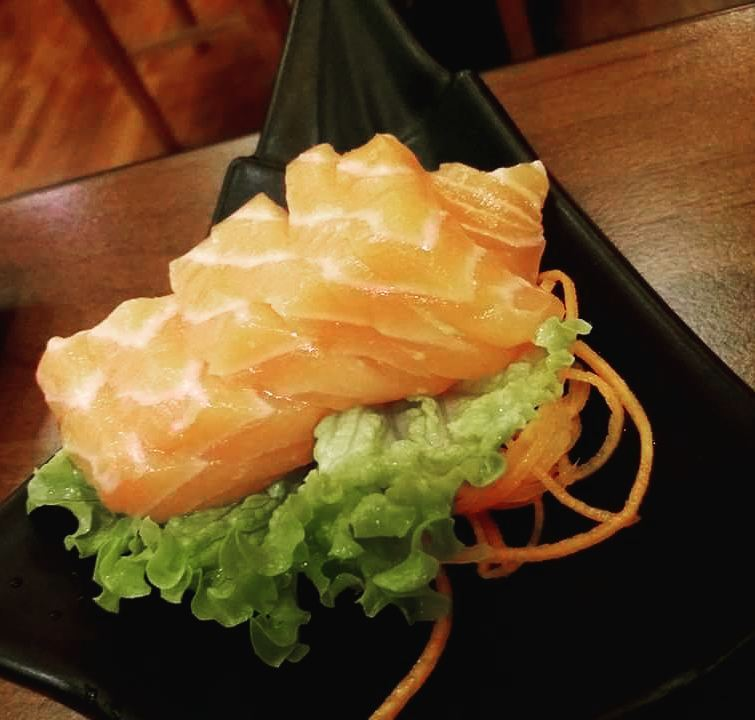 #sushi #trieste #food #lightfood #sashimi #dukan #diet #quartafase #fitness #fitfood #dueuominieunaqueen #cena #giapponese #japan #japaneserestaurant #cucinaproteica #cucinadulight