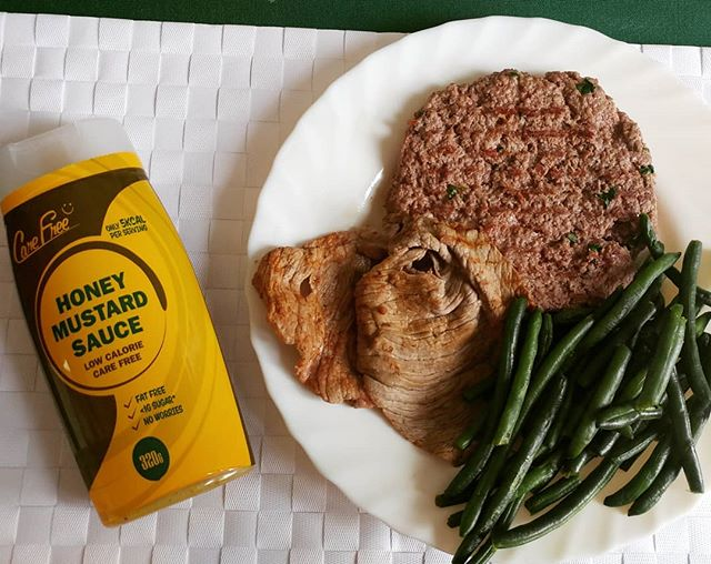 #lunch #svizzera #puledro #carpaccio #bovino #prunk #fagiolini #honey #mustard #sauce #zerocalorie #masmuscolo #lightfood #dukan #diet #trieste #dukan #diet #dieta #highprotein #lowfat #lowcarb #benessere #cibosano #cucinaproteica #cucinadulight