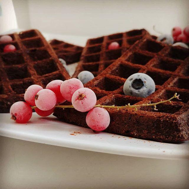 Il nostro preparato per mug oggi si sentiva un po' waffle, e noi l'abbiamo accontentato!😁 #mugcake #waffles #preparati #tibiona @bongionatura #dukan #diet #dieta #lightfood #fitness #fitfood #protein #cibosano #healthyfood #benessere #leggerezza #informa #chef #pastry #pastrychef #patisserie #sweet & #sweat #redfruits #chocolate #cucinaproteica #cucinadulight