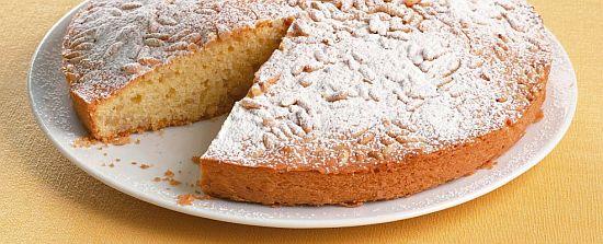 Turta de pigneu (Torta con pinoli)