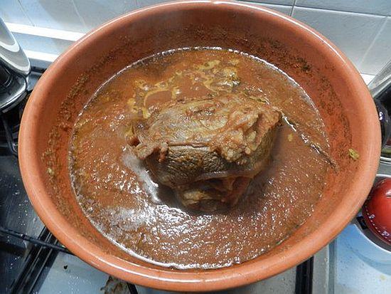 Tuccu de carne (Sugo di carne)
