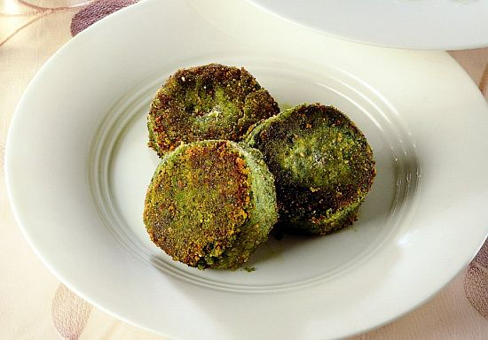 Boraxa frita (Frittelle di borraggine)