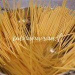 Spaghetti quadrati con le cozze