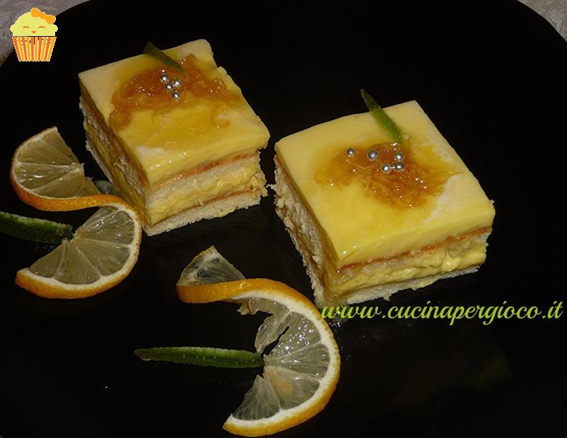cucinapergioco dolcetti al limone