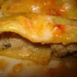 Cannelloni ripieni con melanzane e zucchine