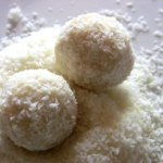 Dolcetti freschi e gustosi: Bocconcini di noce di cocco.