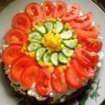 Torta di melanzane