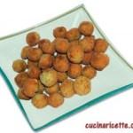 Polpettine di melanzane