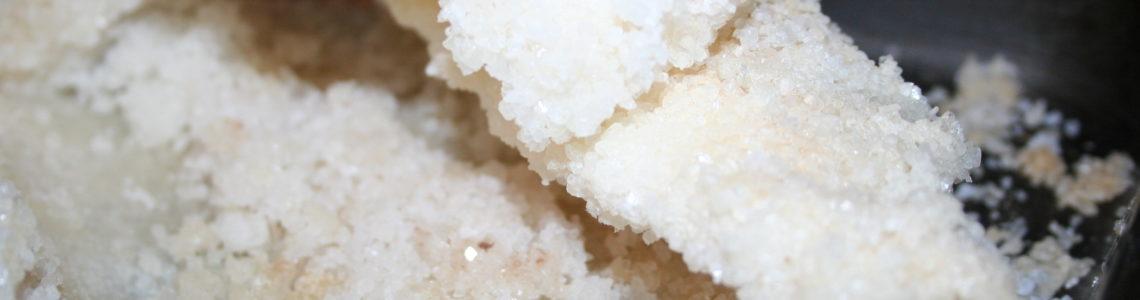 crosta di sale