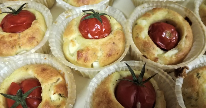 muffin pomodorini
