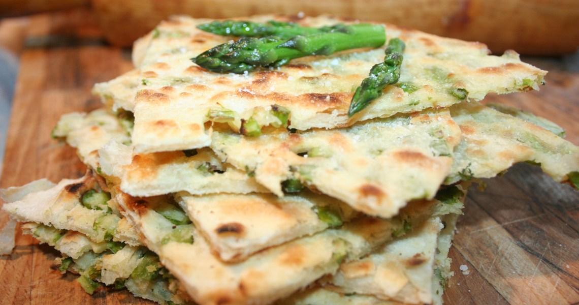 pancake agli asparagi