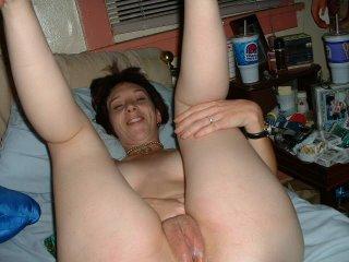 wife at glory hole