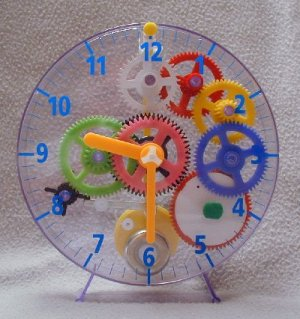 First Clock Kit