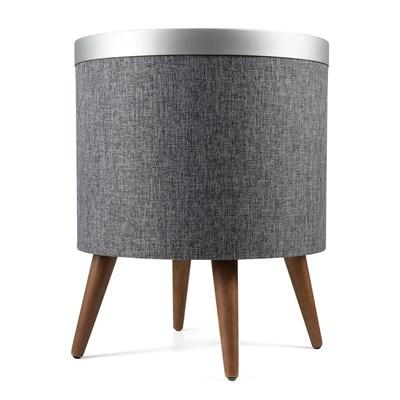 koble zain smart side table with 360 speaker wireless charging
