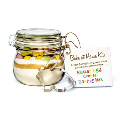 Easter Egg Cookie Baking Mix Kit - Bake At Home Kits ...