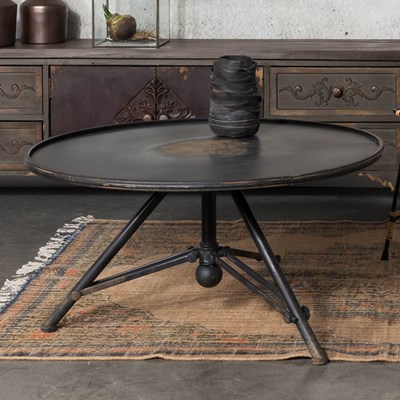 dutchbone brok side table
