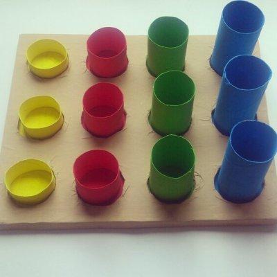 ideas montessori de 2 a 3 años
