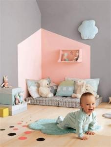 Como hacer habitaciones montessori para tus hijos for Cuartos montessori para ninas