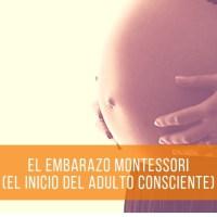 Montessori y embarazo. Claves para tener un embarazo Montessori