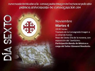novenario a jesus sepultado de la recolección 6