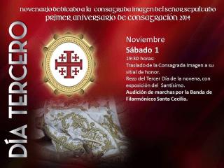 novenario a jesus sepultado de la recolección 3