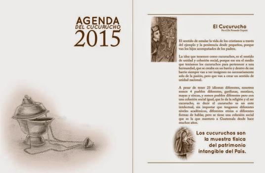 Agenda del Cucurucho