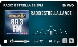 Escuchar Radio Estrella