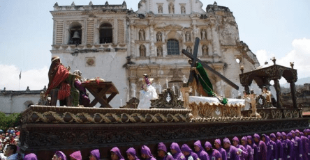 Recorrido Jesús del Perdón Antigua Guatemala