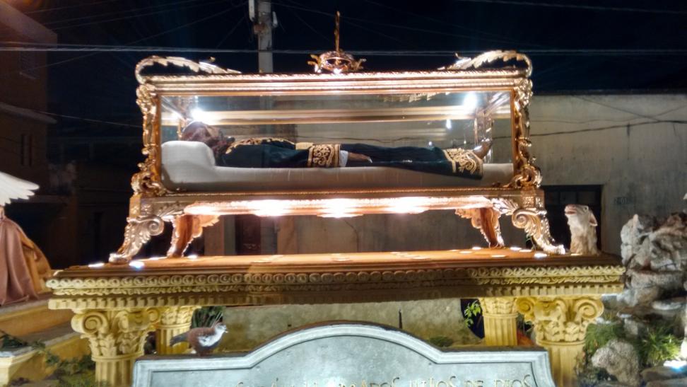 Procesión Sepultado Cristo del Amor 2015, Viernes Santo, Santo Domingo (34)