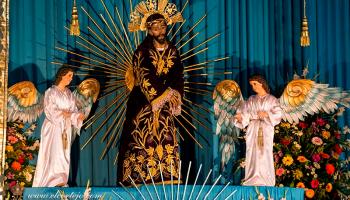 Señor Jesús de Trujillo Villa Nueva. Foto: elcortejo.com