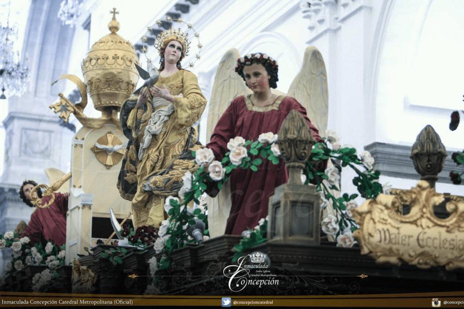 Inmaculada Concepción de Catedral Metropolitana FB