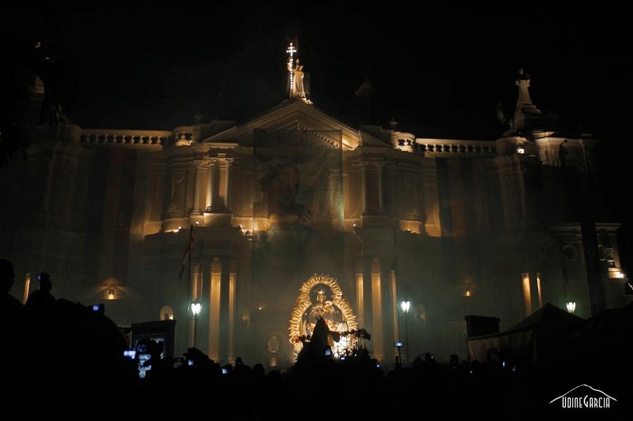 Procesión de la Aurora, Virgen del Rosario 2015 (3)