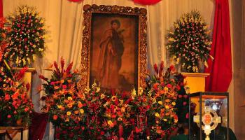San Judas Tadeo de la Iglesia la Merced