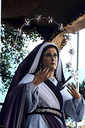 Virgen de Dolores de San José Obrero