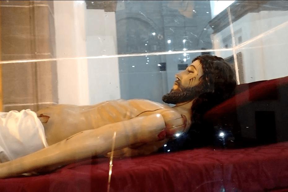 Retorno Cristo Yacente del Calvario