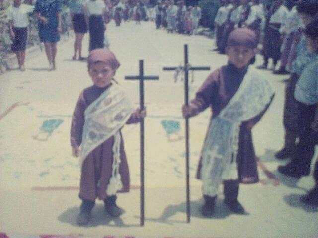 Niños de Salcoatitán 1996