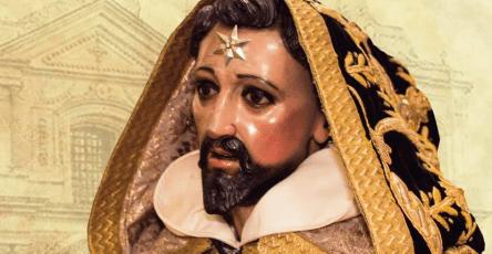 consagración de santo domingo de guzmán