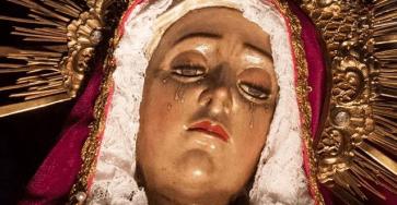 Virgen de Dolores del Cerro Fotografia Aldo Comparini