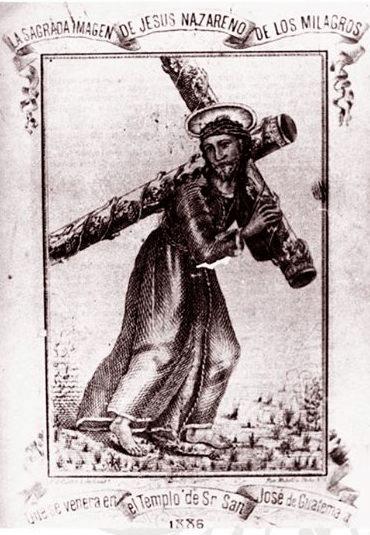 Jesús de los Milagros, cortesía Luis Ordoñez