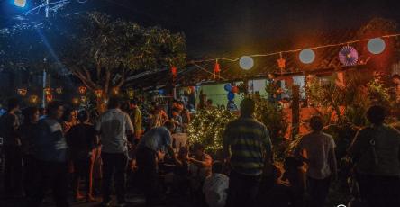 Nochebuena en Guatemala disco de Ranferí Aguilar y Oscar Conde